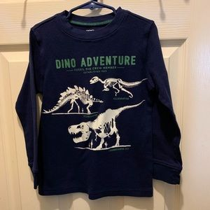 Carters Dino Thermal Shirt